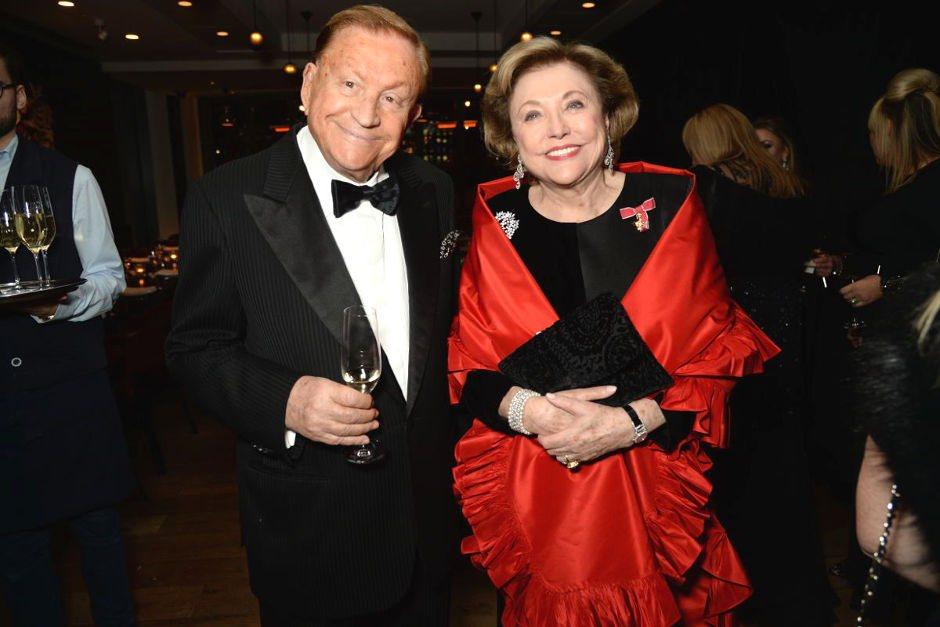 Barbara Taylor Bradford and Robert Bradford
