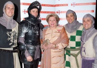 Barbara and the Knights From Monty Python's Spamalot