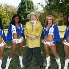 Dallas honours Barbara Taylor Bradford