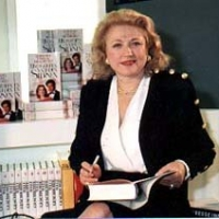 Barbara Taylor Bradford At the Frankfurt Book Fair in 1991