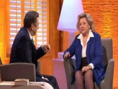Barbara Taylor Bradford On The Alan Titchmarsh Show