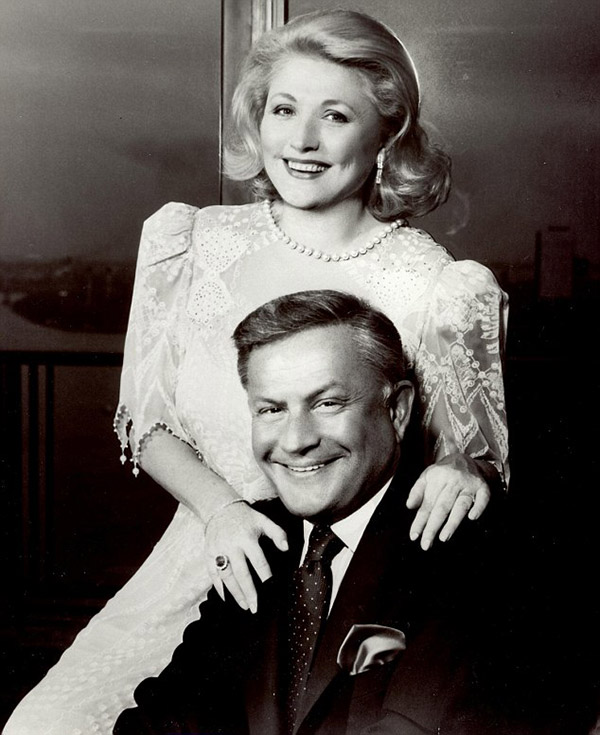 Barbara and Robert Bradford