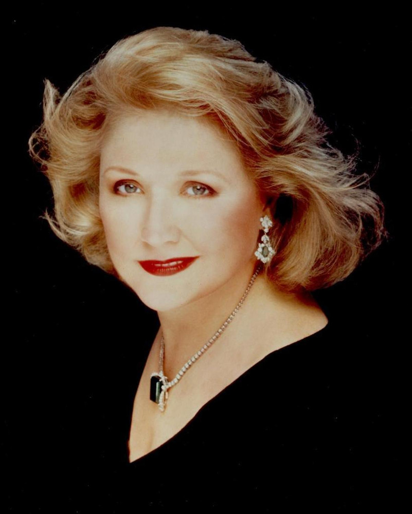 Barbara Taylor Bradford OBE