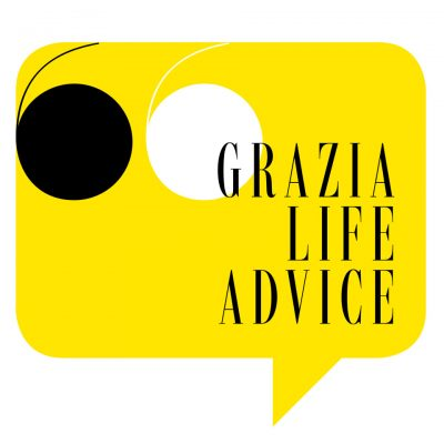 Grazia Life Advice Logo