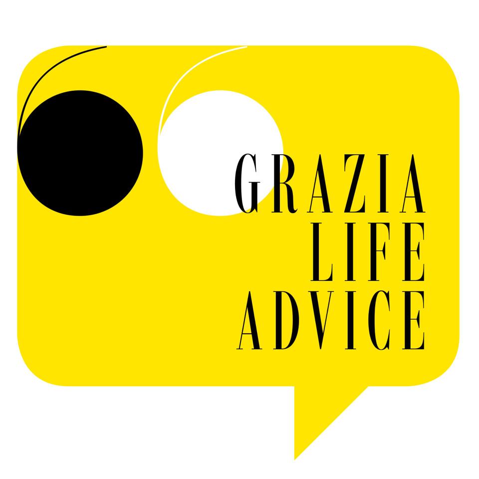 Grazia Life Advice Logo