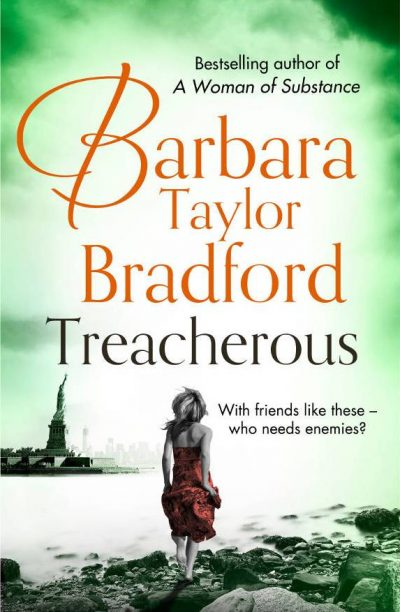 Treacherous Book Cover
