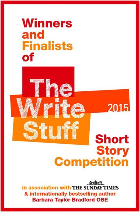 The Write Stuff - 2015 Winners