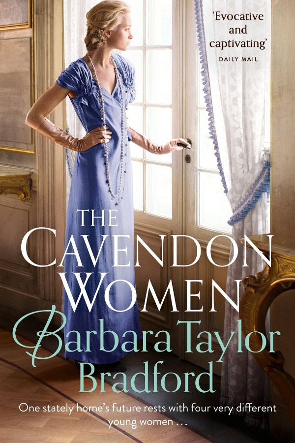 Barbara-Taylor-Bradford-Book-Cover-Book-Cover-UK-Cavendon-Women-Paperback
