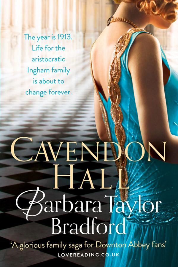 Barbara-Taylor-Bradford-Book-Cover-Cavendon-Series-Cavendon-Hall-PAPERBACK