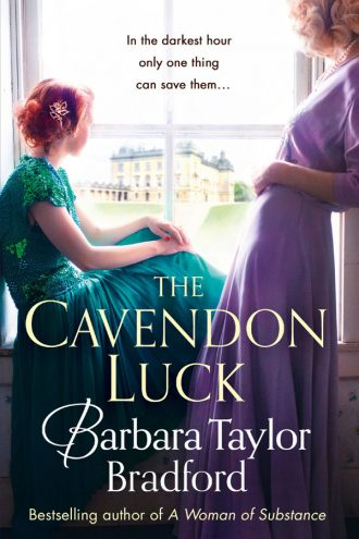 Barbara-Taylor-Bradford-Book-Cover-Cavendon-Series-The-Cavendon-Luck-PAPERBACK