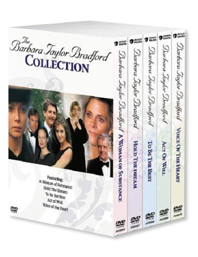 Barbara Taylor Bradford : Boxed DVD Collection
