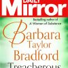 Daily Mirror – Treacherous by Barbara Taylor Bradford Gift (featured image)