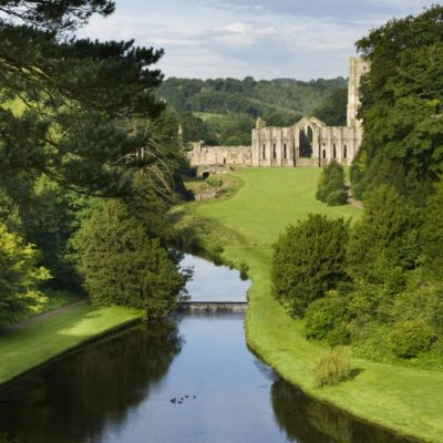 Fountains Abbey – Featured Image