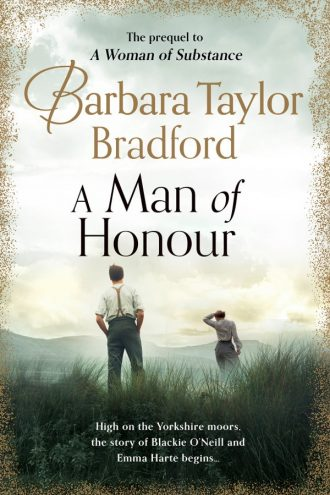 A Man of Honour – Book Cover – Barbara Taylor Bradford
