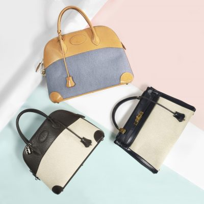 Bonhams Barbara Taylor Bradford Handbags – Image 1
